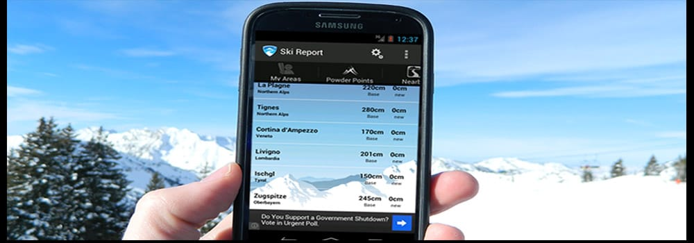 There's An App For That: Ski Apps