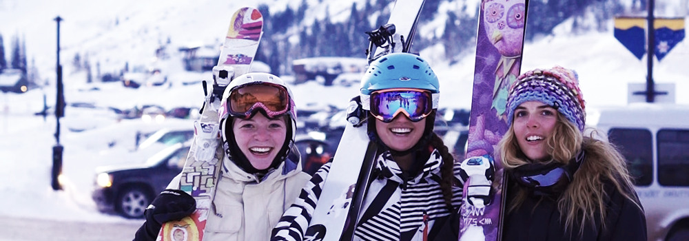 LEARN TO SKI AND SNOWBOARD MONTH GIVEAWAYS