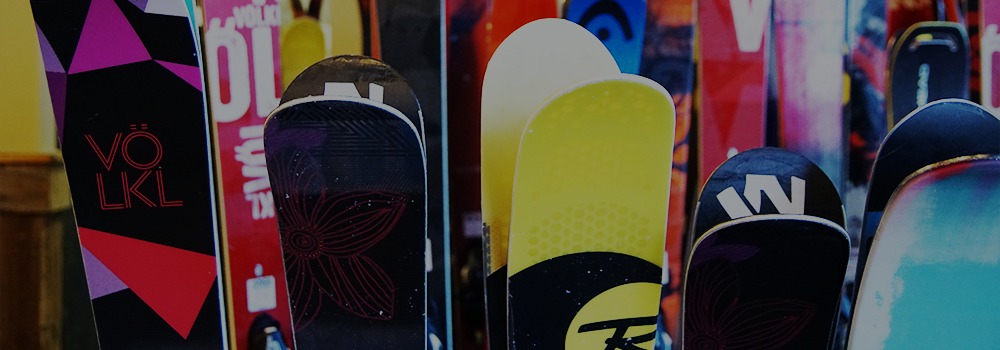 Demo Skis on Sale