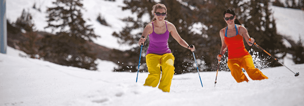 Why We Love Spring Skiing