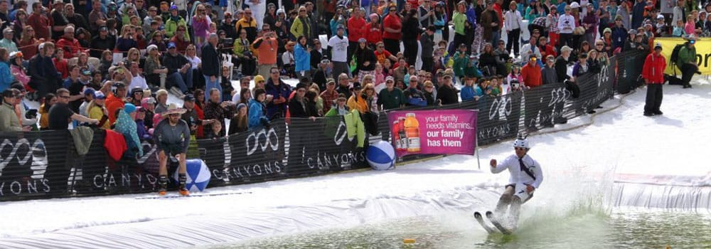 Spring Skiing Events