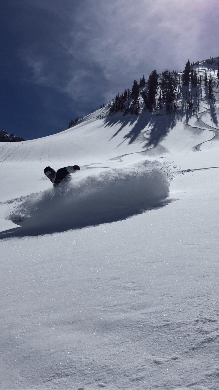 Spring Skiing 2016