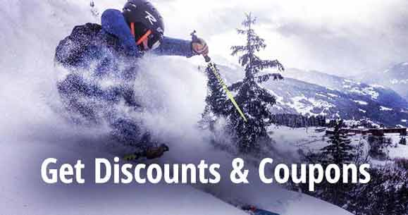 Get Disconts & Coupons