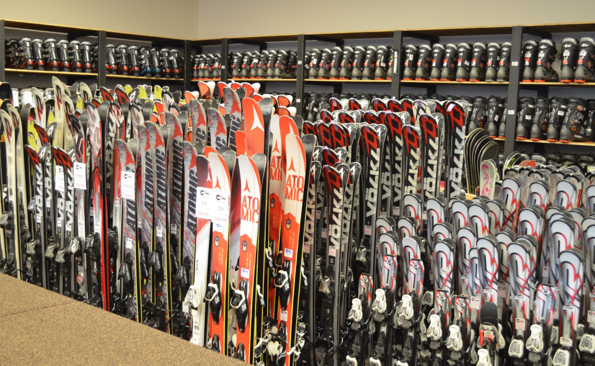Ski Season Guarantee for Season Rentals