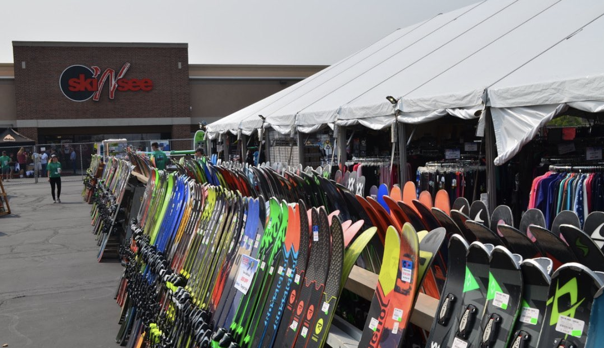 Tips and tricks for shopping Ski-A-Rama